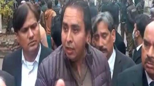 I am  Imran Khan's soldier and will not retreat: Shahbaz Gill 1
