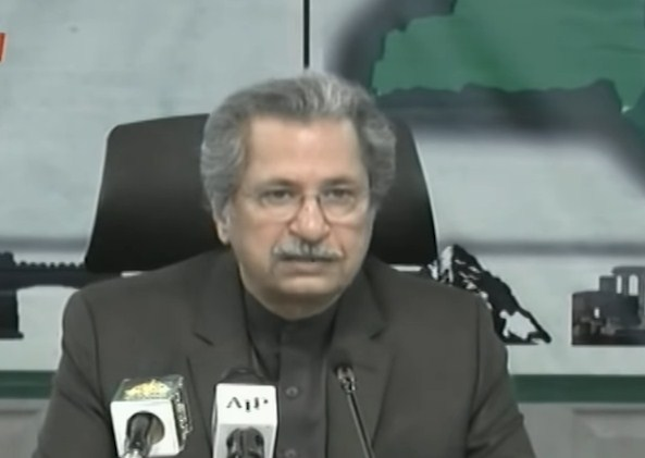 Shafqat Mehmood Announced the opening of educational institutions 1