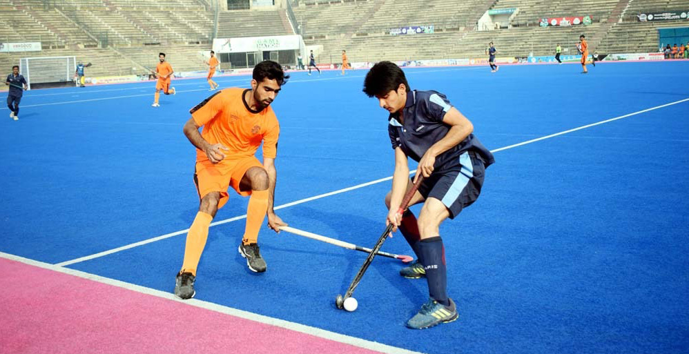 First Quaid-e-Azam Hockey Championship is exciting event: DG SP 4