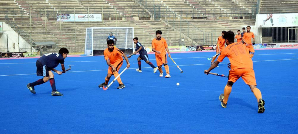 First Quaid-e-Azam Hockey Championship is exciting event: DG SP 3
