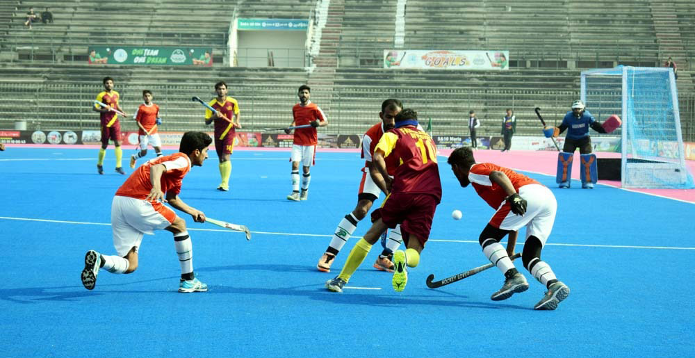 First Quaid-e-Azam Hockey Championship is exciting event: DG SP 1