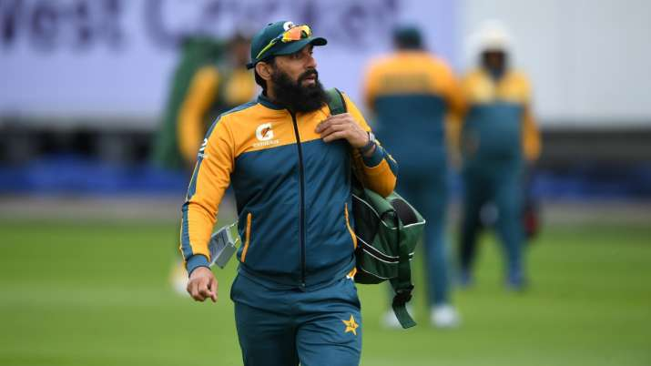 We Tried our best to win against Newzealand: Misbah 2