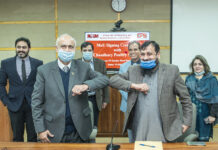 UVAS inks MoU with Chauhdary Poultry Services