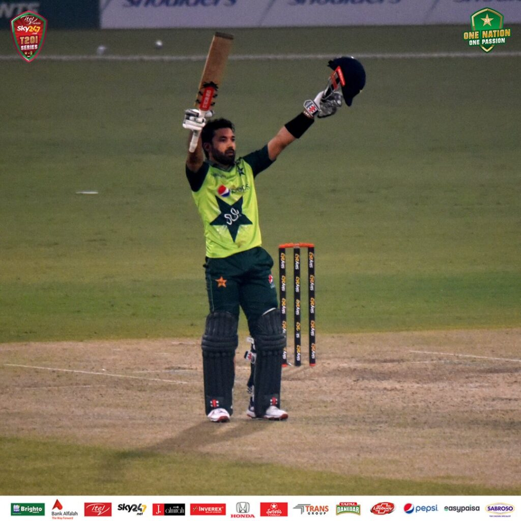 Pakistan Defeated South Africa in The First Match of T20 Series 1
