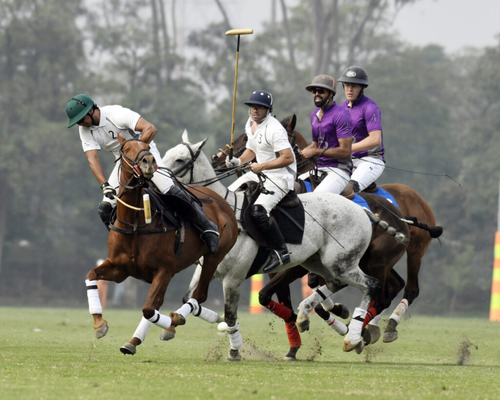 Ittehad Punjab Polo Cup 2021: BN, Diamond Paints score wins 1
