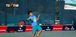 Out-Class Punjab Junior Tennis