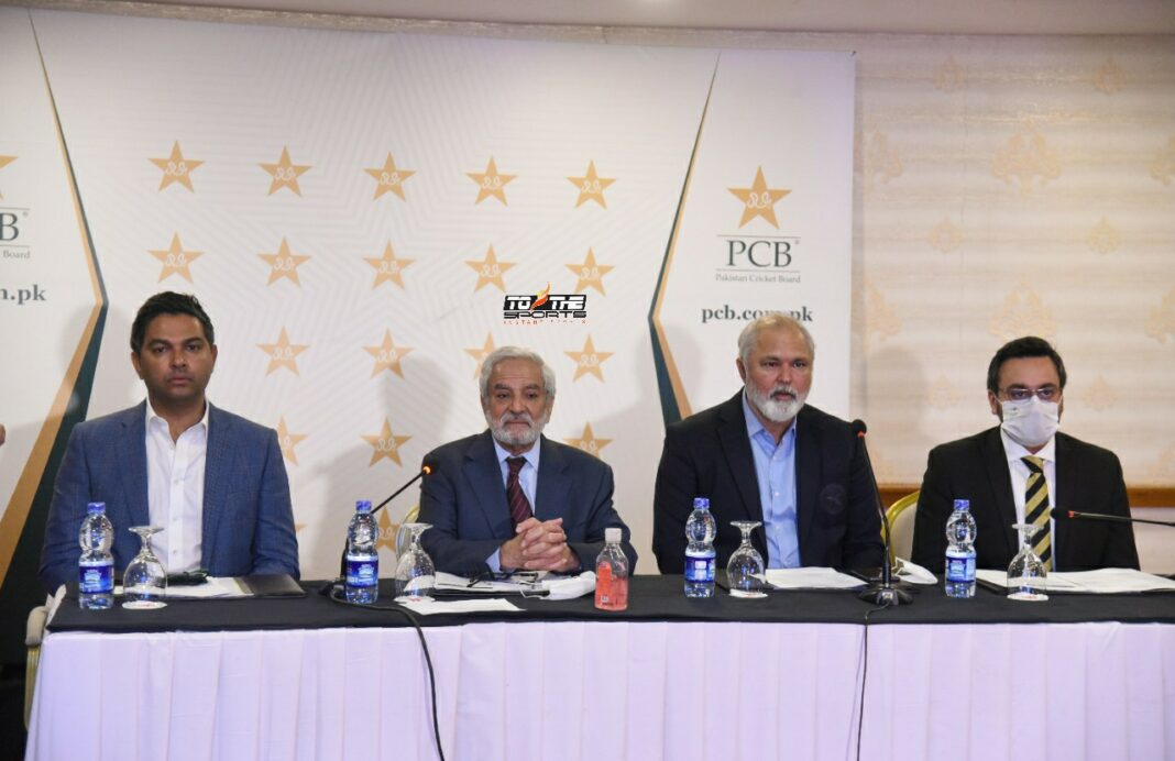 PCB board of governors