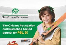 islamabad united vs citizen foundation