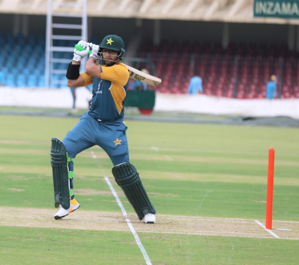 Revised target 320 to win for Shadab XI in 50 overs 2