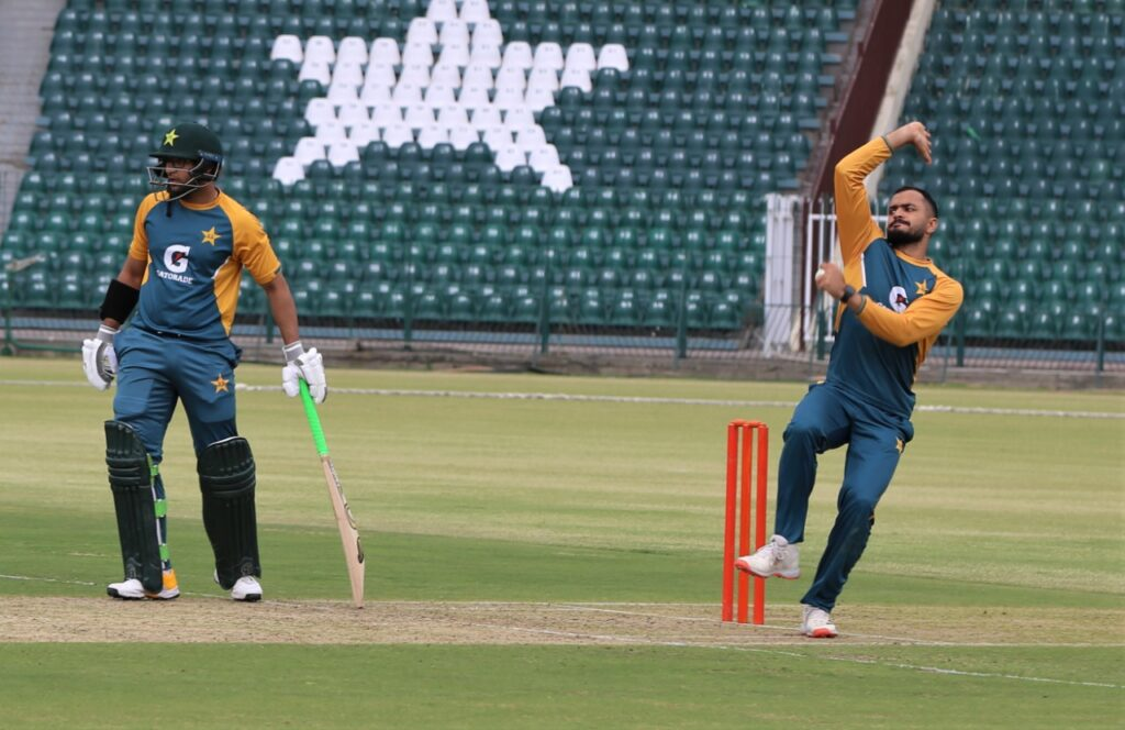 Revised target 320 to win for Shadab XI in 50 overs 1