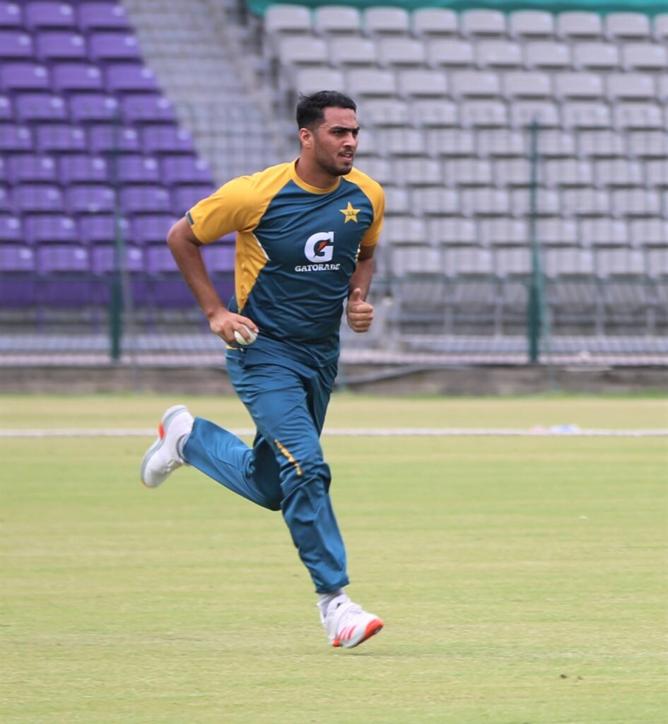Revised target 320 to win for Shadab XI in 50 overs 3