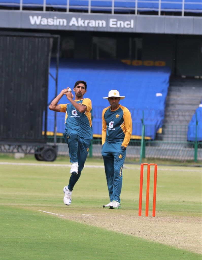 Revised target 320 to win for Shadab XI in 50 overs 4