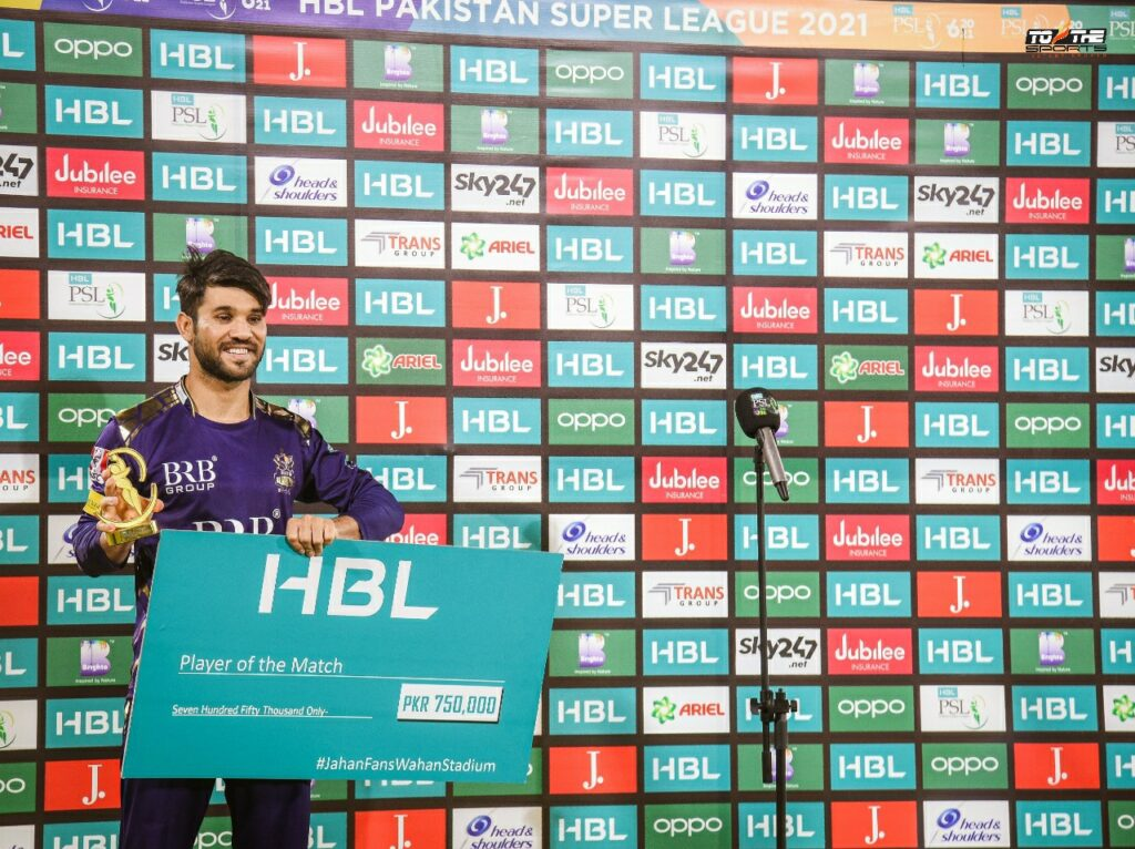 Gladiators finally score first victory in PSL-6 1