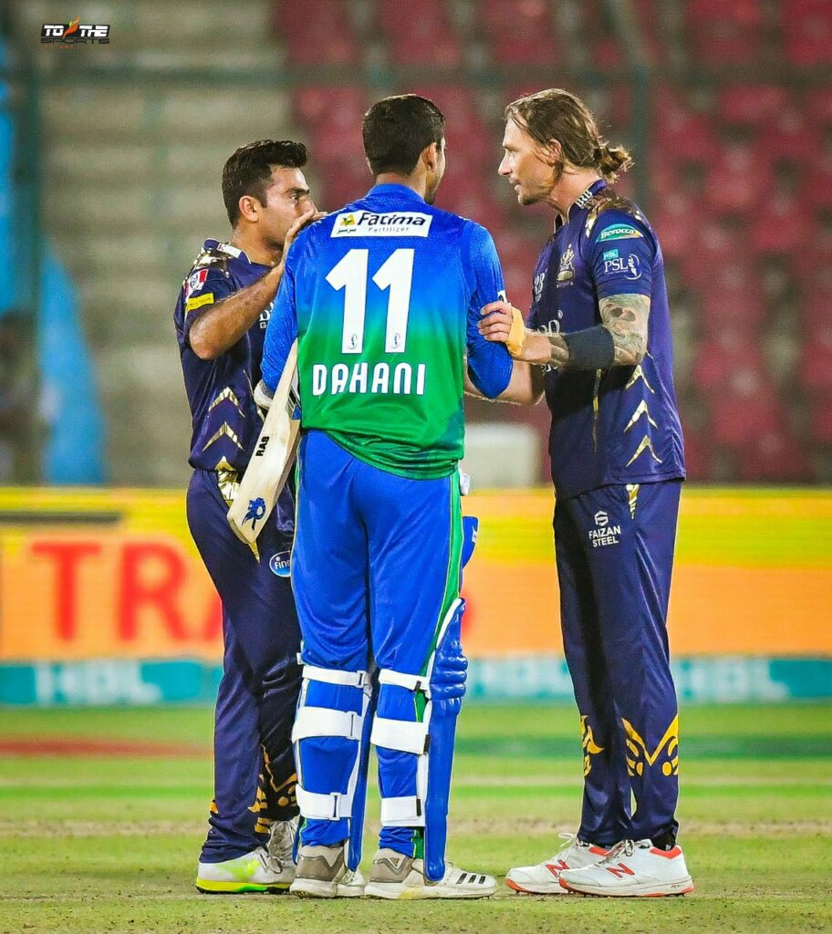 Gladiators finally score first victory in PSL-6 3