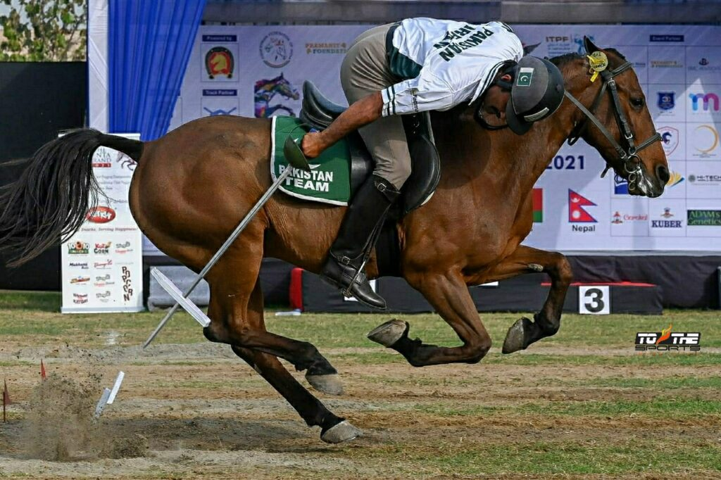 Pakistan wins Equestrian Tent Pegging Championship, qualifies for the world cup championship 1