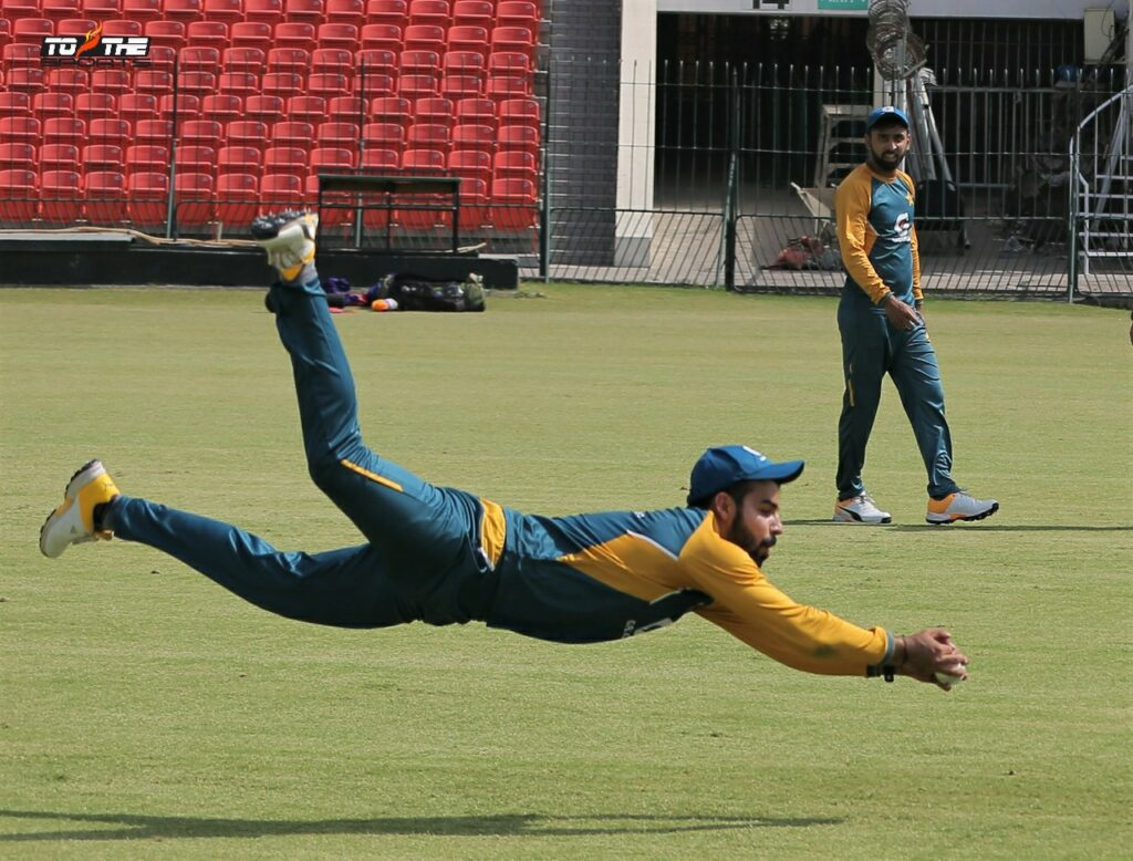 Fit-again Shadab wants to make a strong comeback in Test side 1